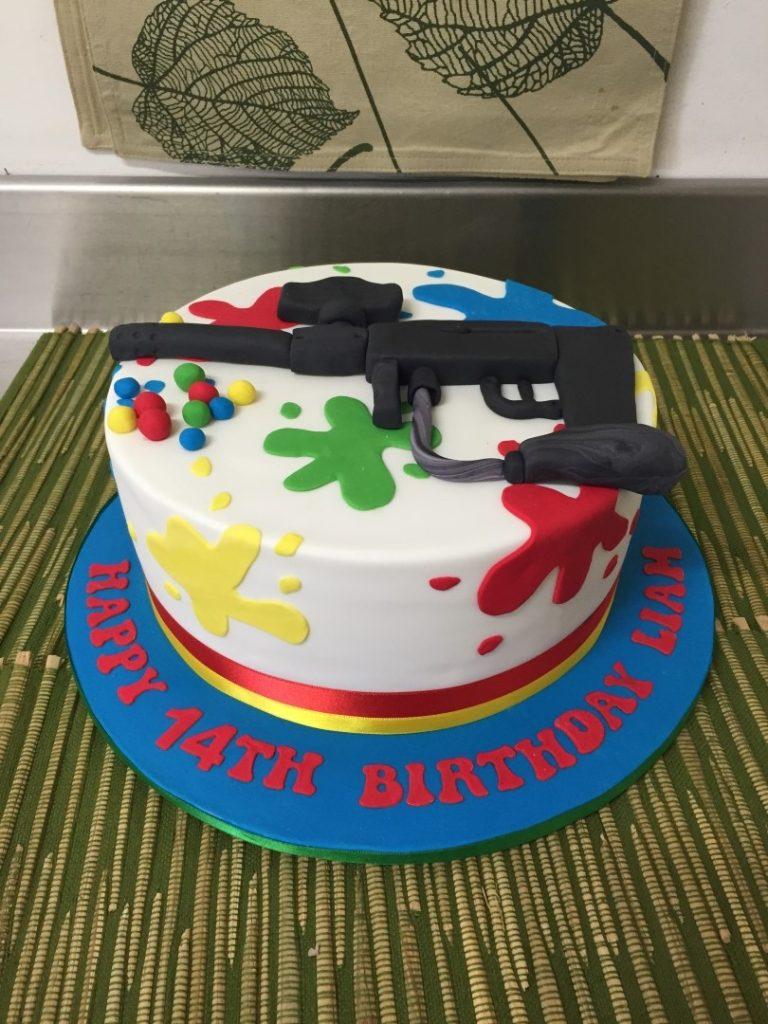 Birthday Cakes 86