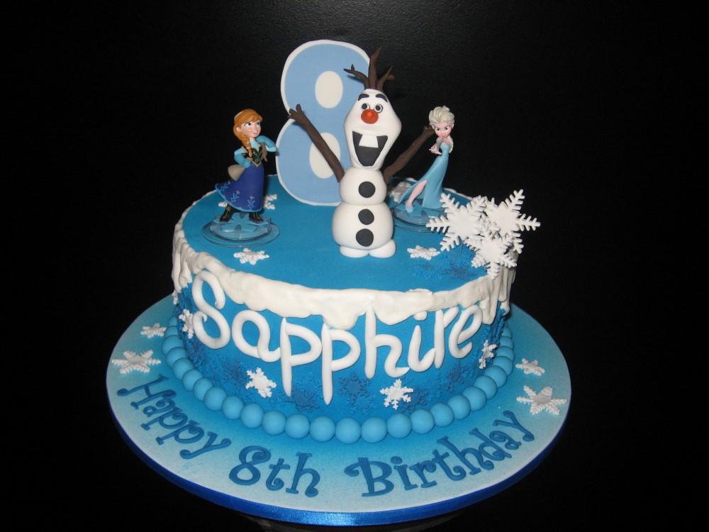 Birthday Cakes 98