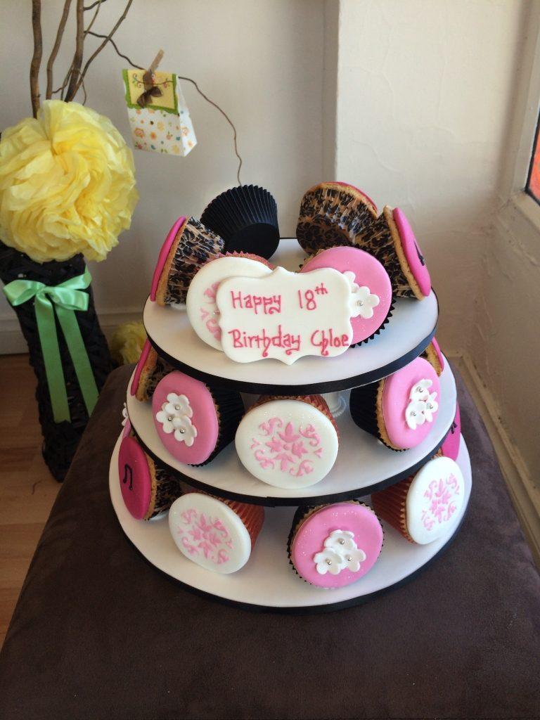 Cupcakes & Mini Cakes Melbourne 21