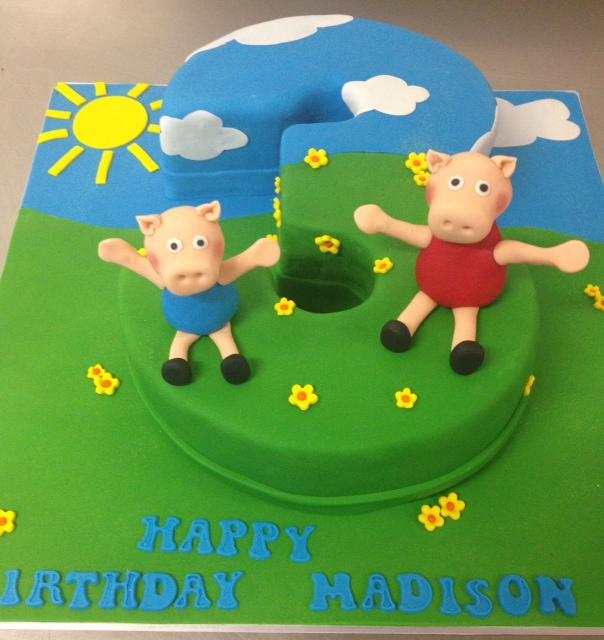 Birthday Cakes 99