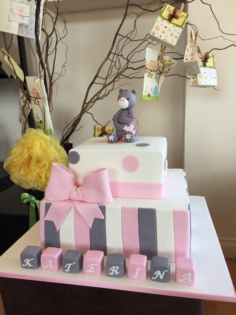 Christening Cakes 33