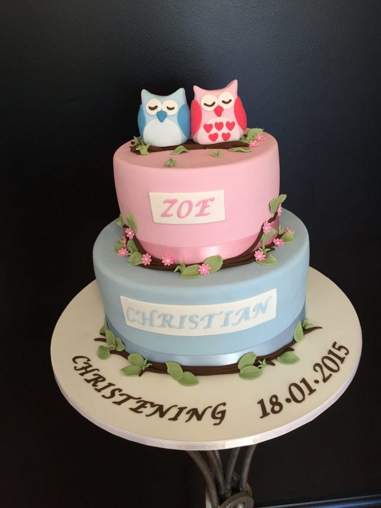 Christening Cakes 31