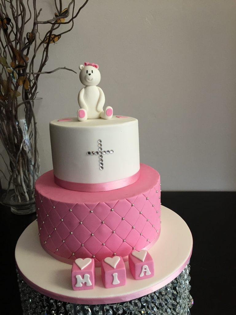 Christening Cakes 25