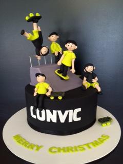 Birthday Cakes 118