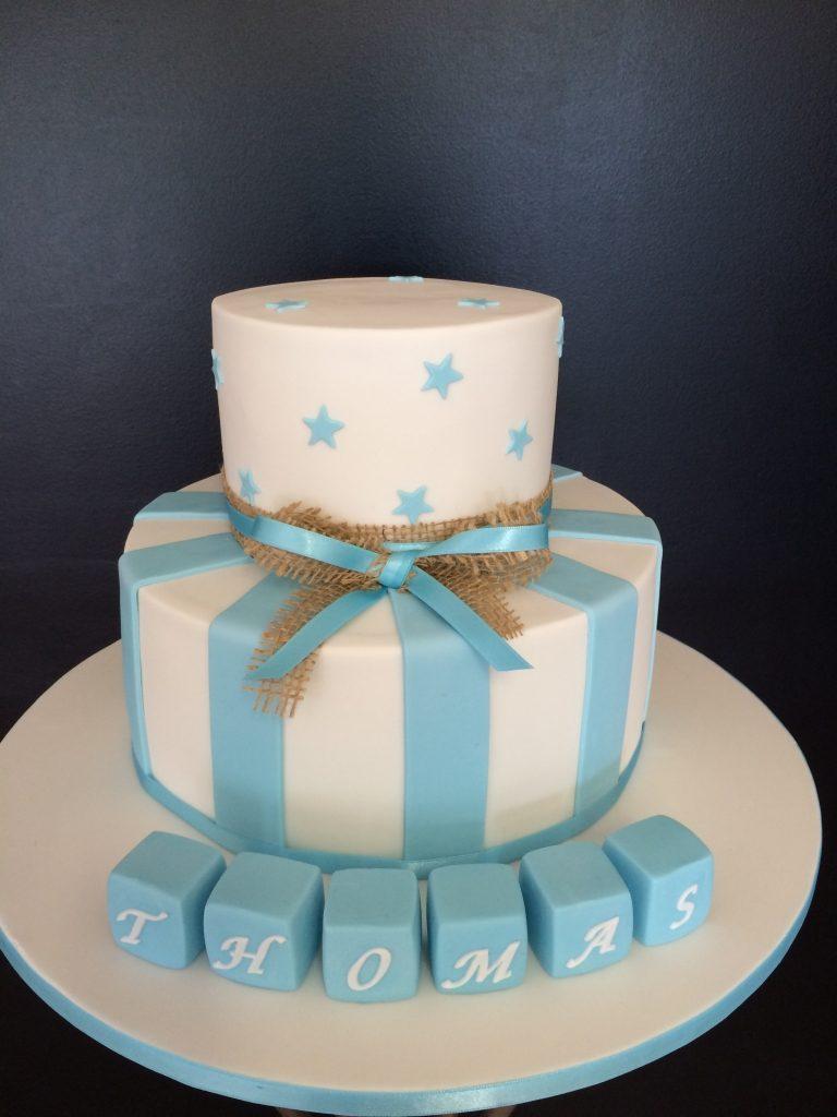 Christening Cakes 24