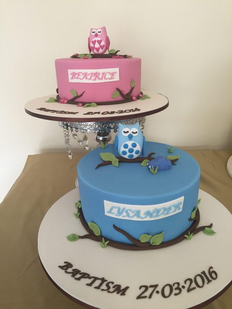 Christening Cakes 23