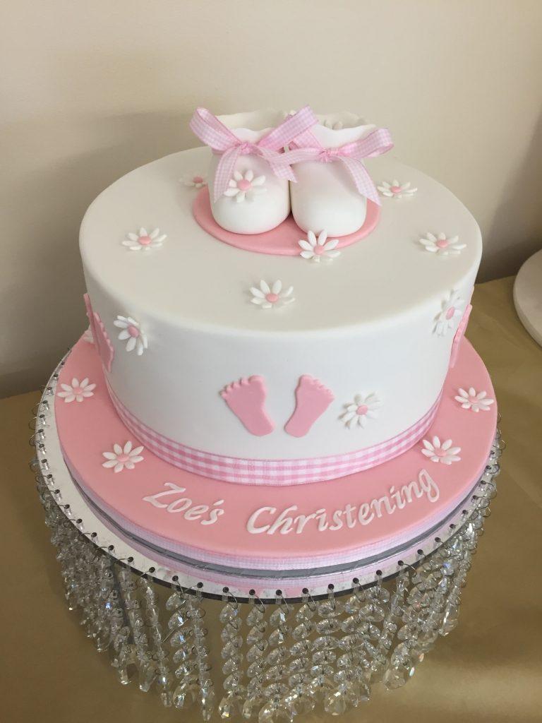 Christening Cakes 22