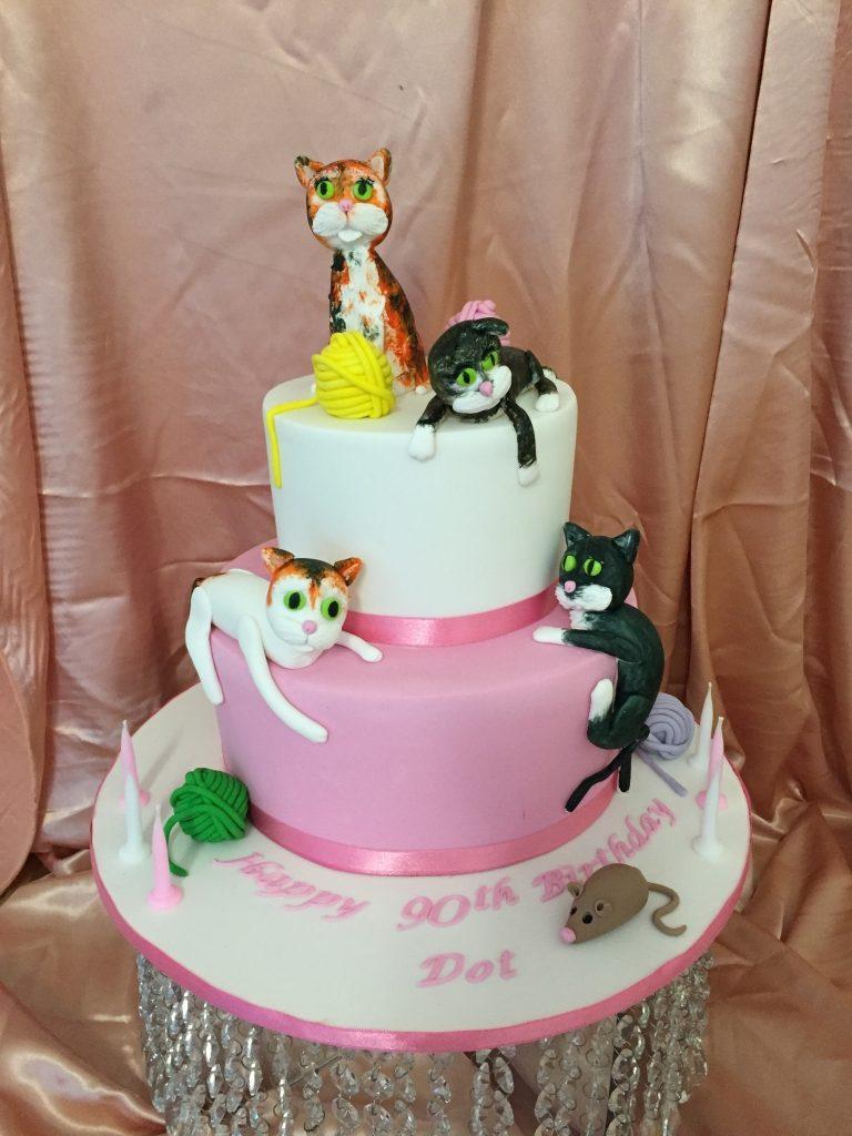 Birthday Cakes 88