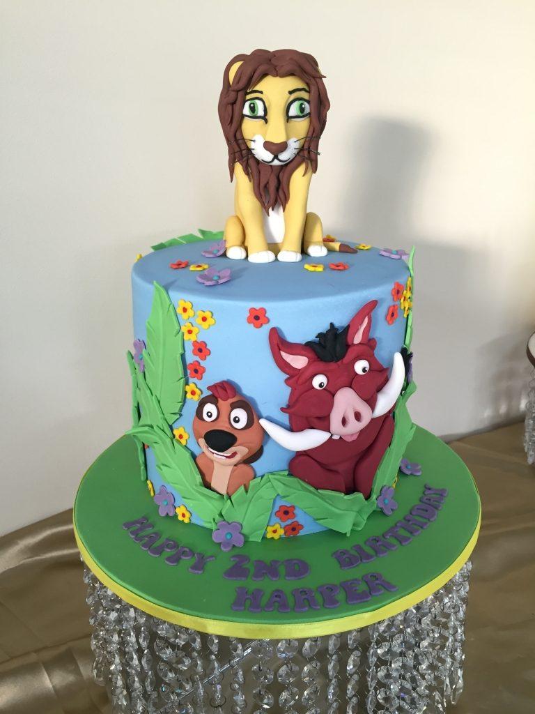 Birthday Cakes 55