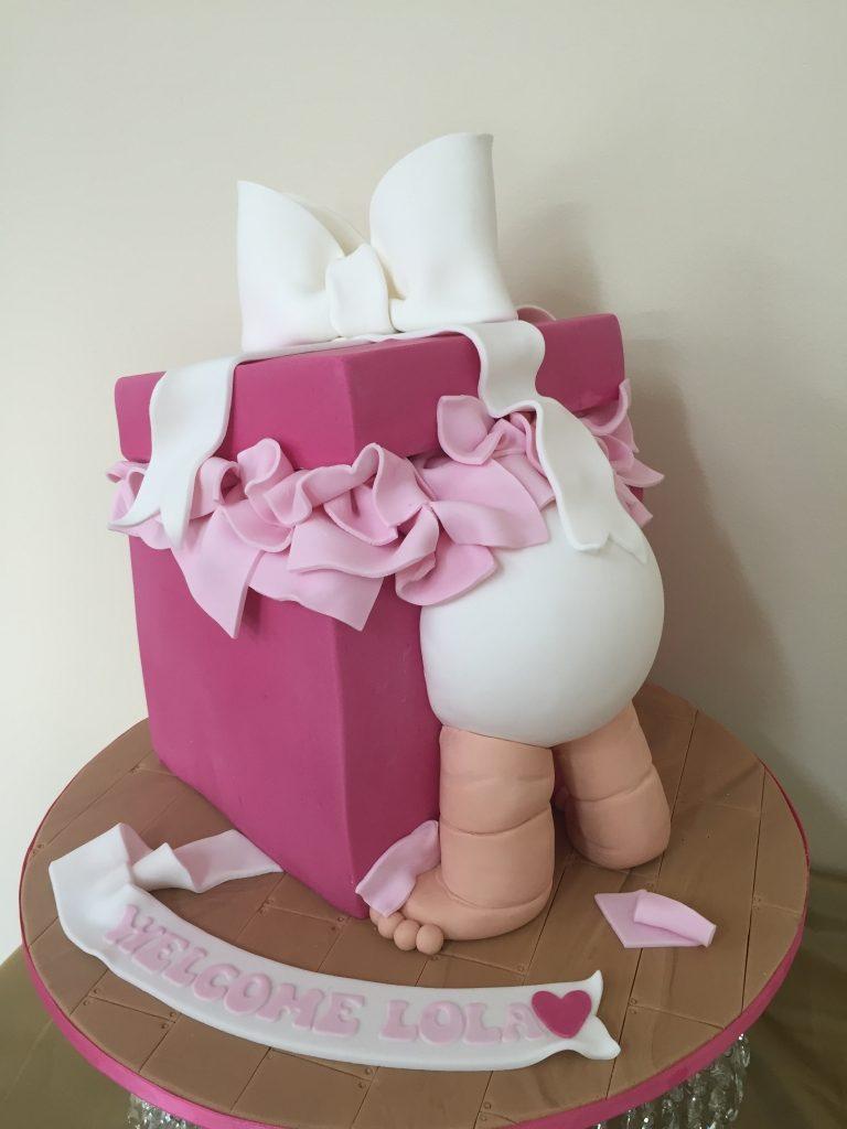 Christening Cakes 6