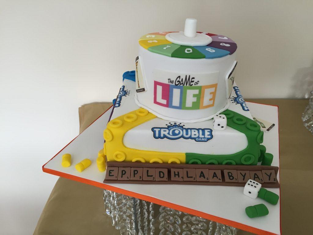 Birthday Cakes 46