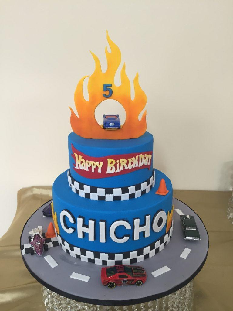 Birthday Cakes 44