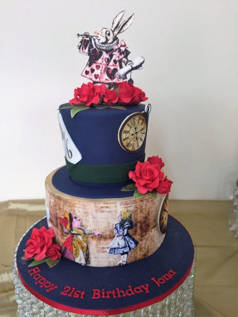 Birthday Cakes 26