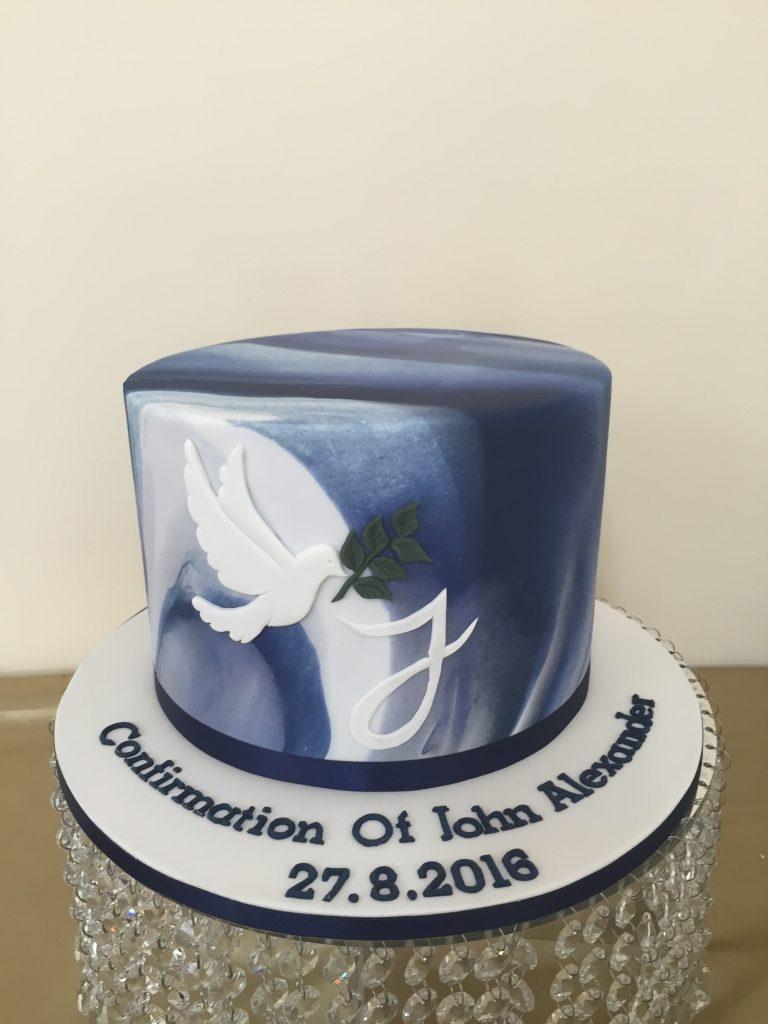 Christening Cakes 2