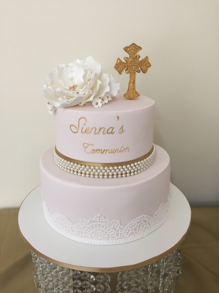 Christening Cakes 1