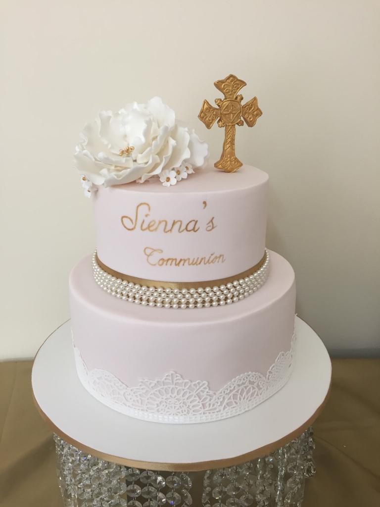 Christening Cakes Fantasycakes