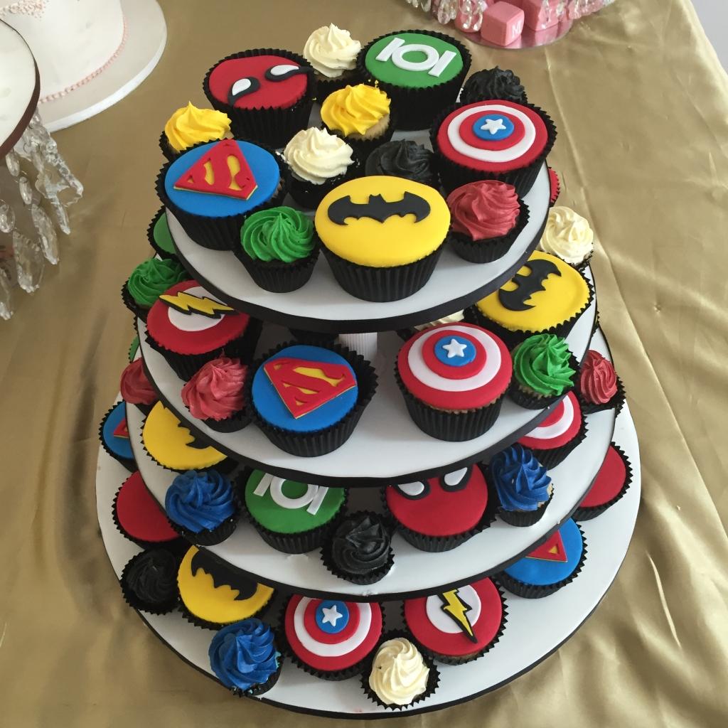 Cupcakes & Mini Cakes Melbourne 1