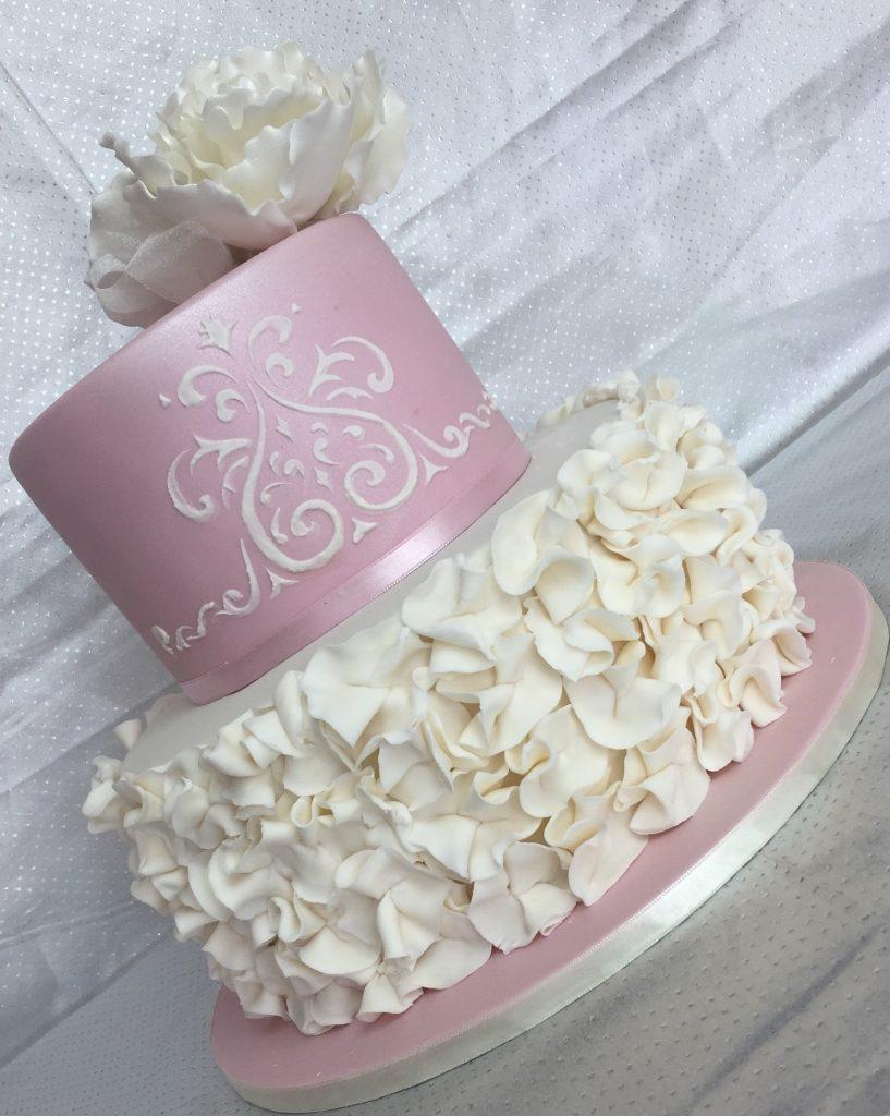 Christening Cakes 14