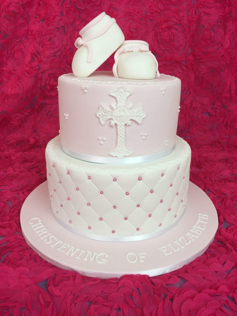 Christening Cakes 8