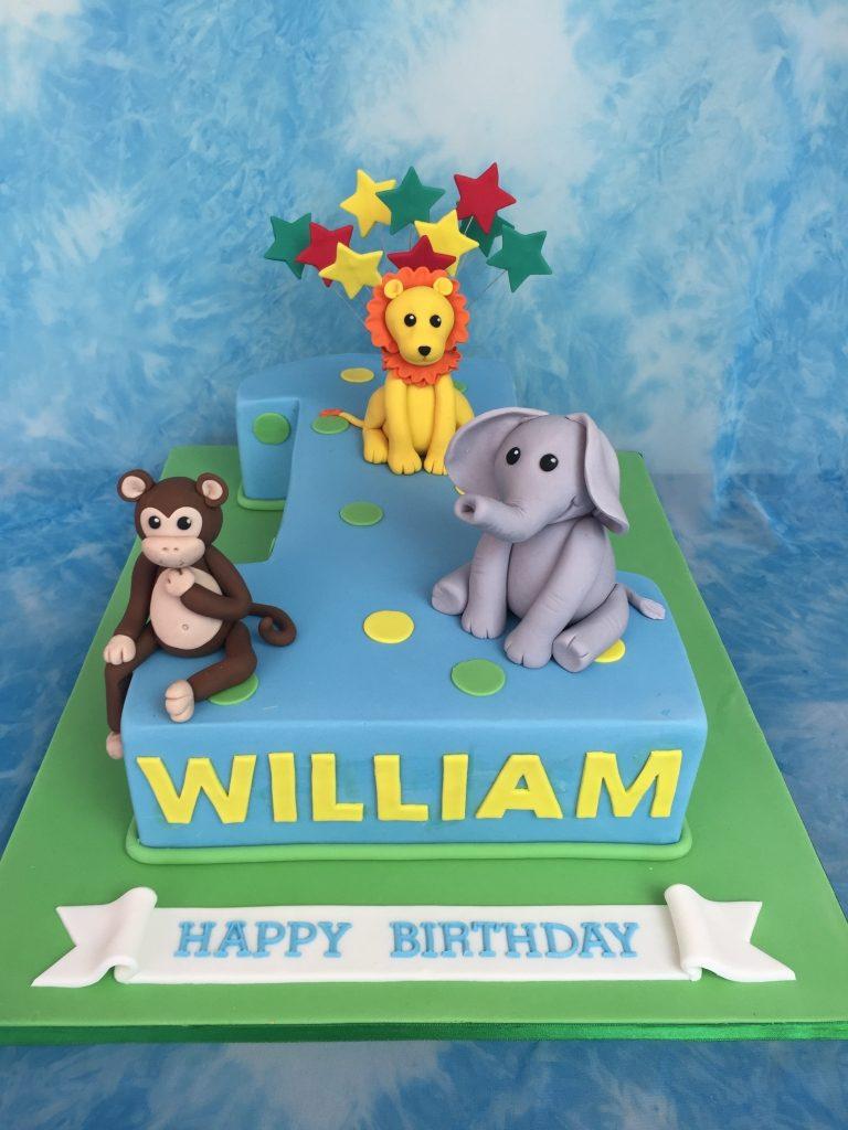 Birthday Cakes 28