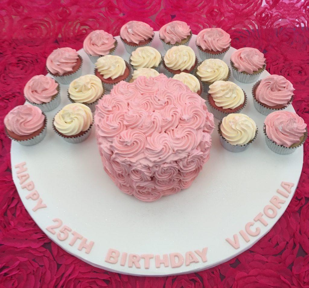 Cupcakes & Mini Cakes Melbourne 14