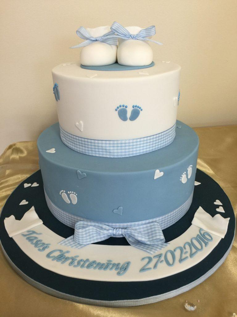 Christening Cakes 38