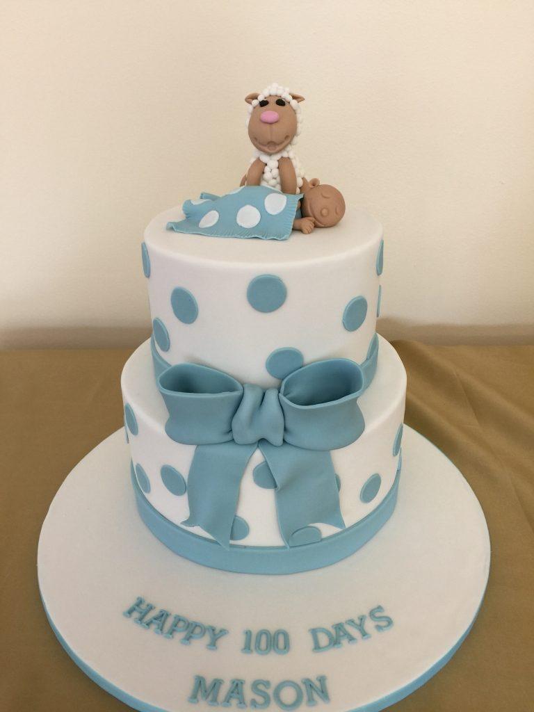 Christening Cakes 10