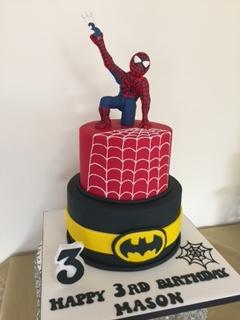 Birthday Cakes 108