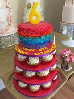 Cupcakes & Mini Cakes Melbourne 11