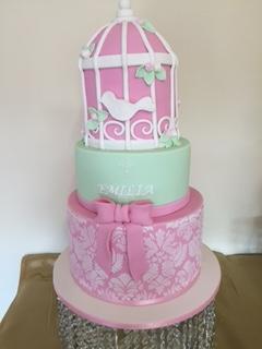 Christening Cakes 36