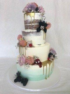 Wedding Cakes Melbourne 29