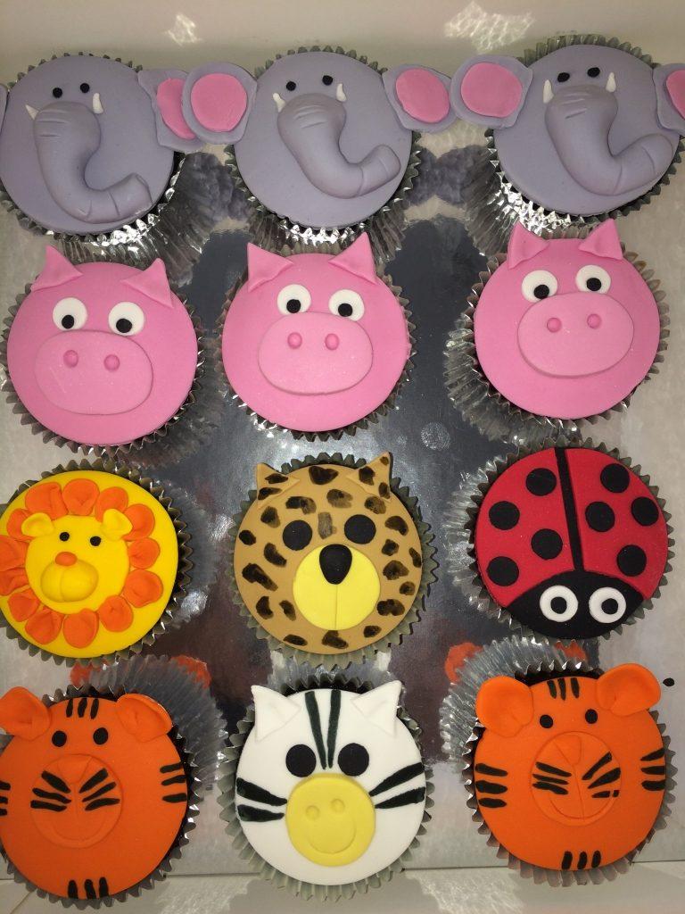 Cupcakes & Mini Cakes Melbourne 20