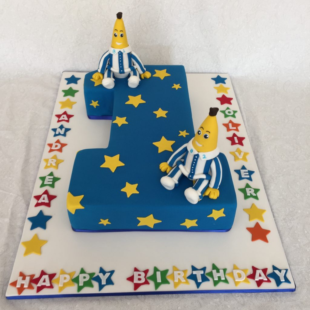 Birthday Cakes 9