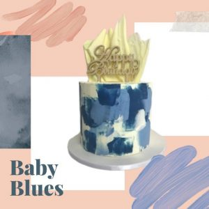 Baby Blues Every Day Cake