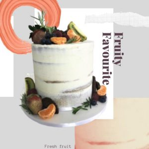 Fruity Favourite Every Day Cake